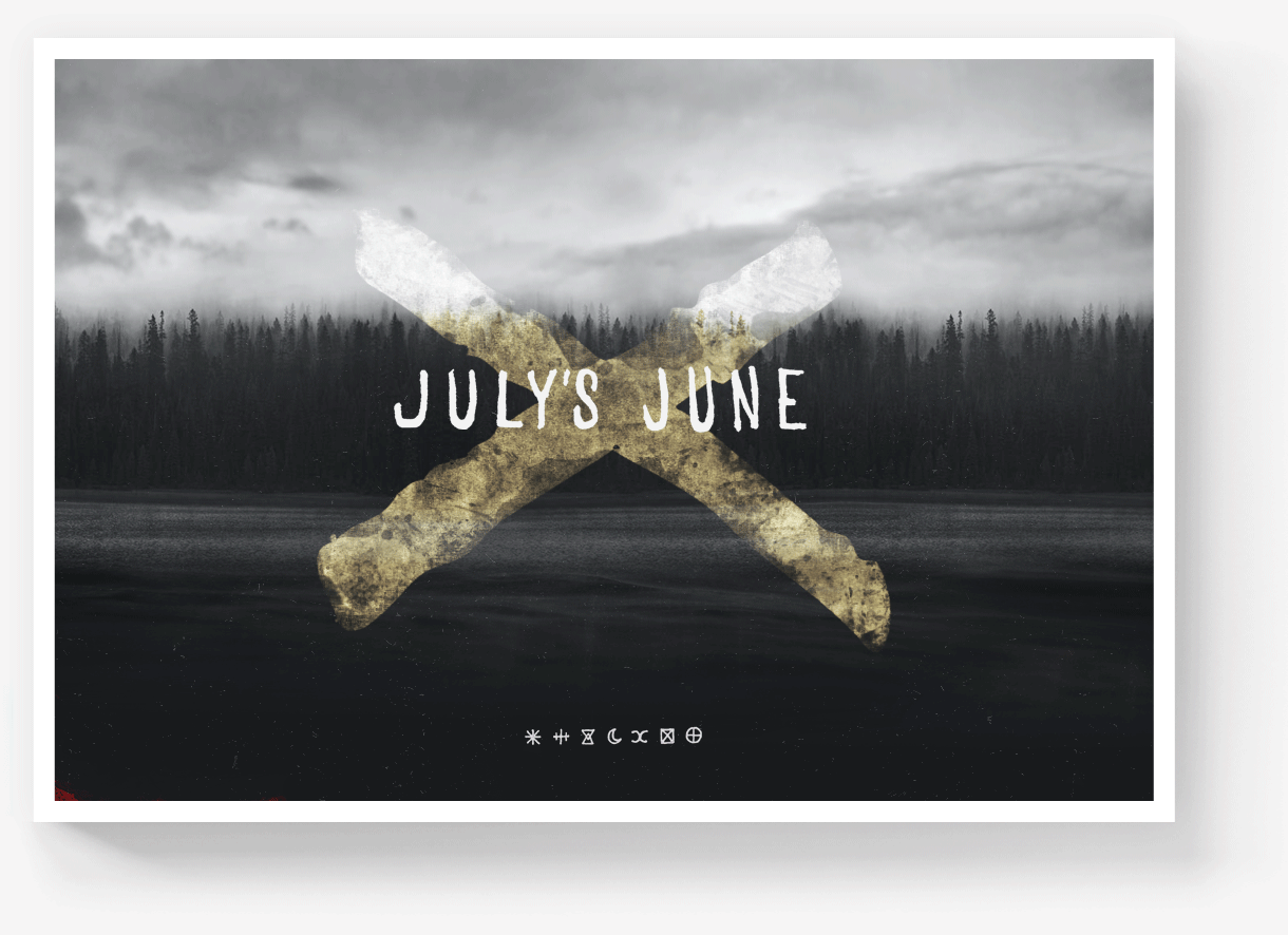 Julys June Cover